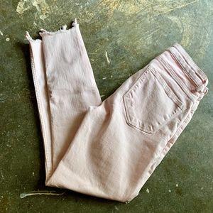 Zara Woman Pink Jeans